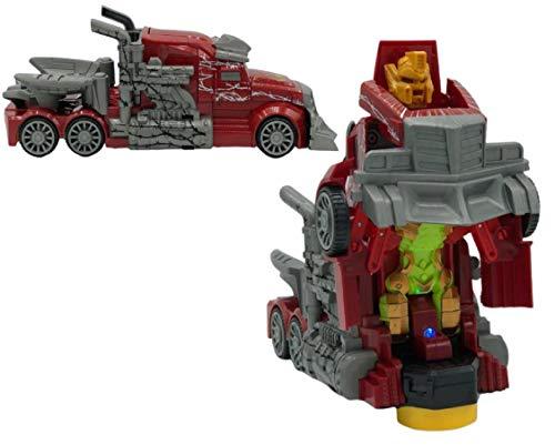 ML Spielzeug-LKW, Gandola Spielzeug-Roboter, Auto-Transformer, Spielzeug für Jungen Mädchen, Geburtstagsgeschenke, Navidablanco-Transformer